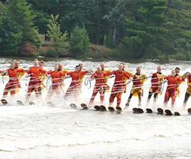 Badgerland Waterski Show