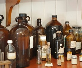 historic bottle show