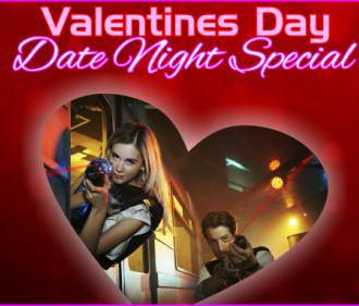 laser tag date nigh special