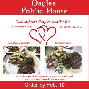Daylee-Public-House Valentine's Special