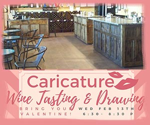Valentine's Wine Events in Waukesha Pewaukee