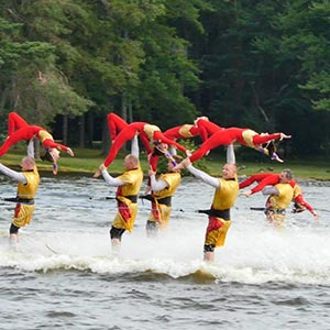 Badgerland-Waterski-Team