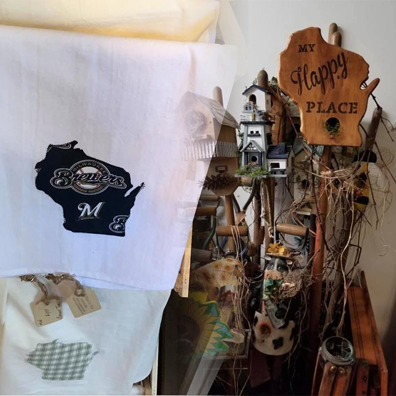 Roost-Mercantile-towels-and-bird-house