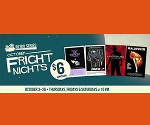 Oct.-Fright-Nights at Marcus Theatres