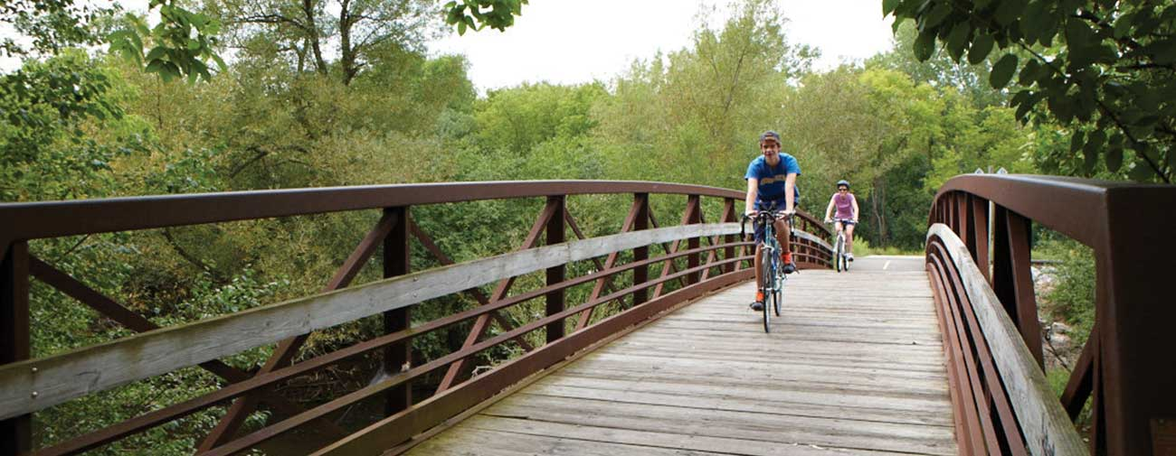 Outdoor-Recreation---Biking-in-Waukesha-Pewaukee