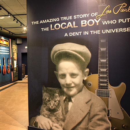 Waukesha-County-Historical-Society-and-Museum-The-Les-Paul-Experience